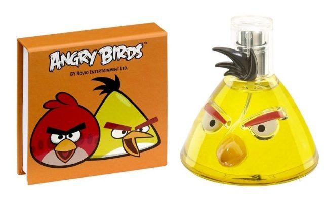 Công Dụng Của Tinh Mùi Nước Hoa Angry Bird