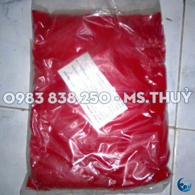Bột Màu Đỏ Tan Nước