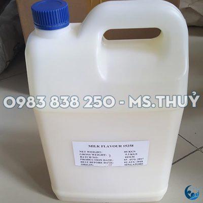 Tinh Mùi Sữa Tươi