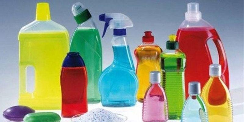 Triethanolamine Dùng Làm Chất Tẩy Rửa Dạng Lỏng