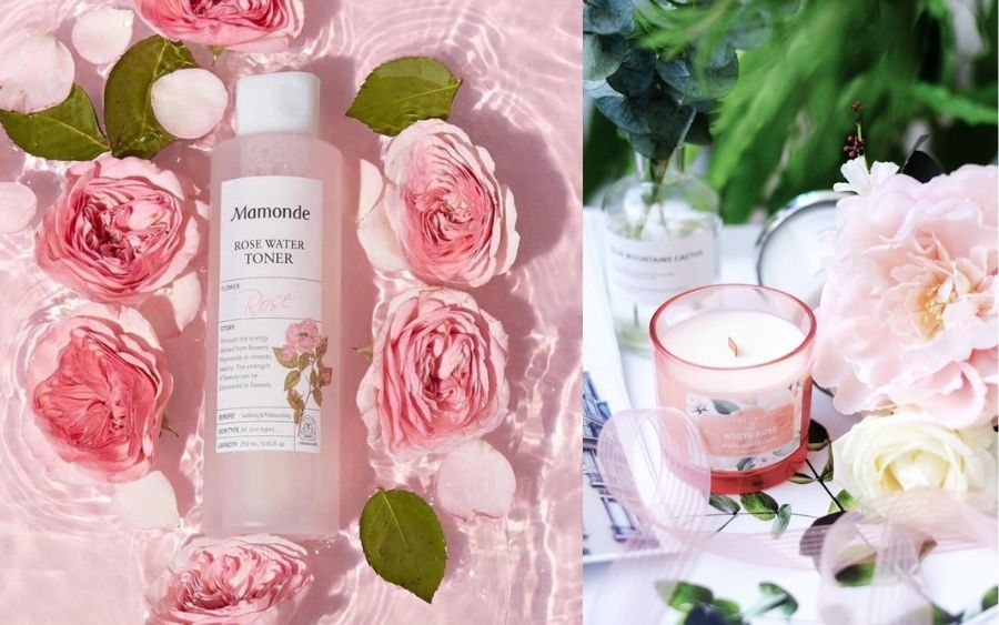 Công Dụng Của Tinh Mùi Hoa Hồng