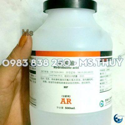 Acid Hydrofluoric