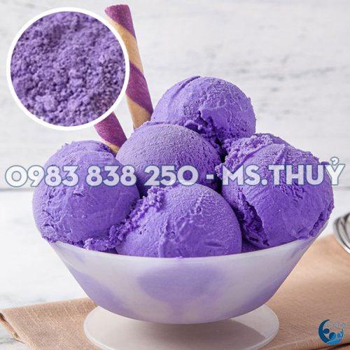 Bột Màu Thực Phẩm Màu Tím Khoai Môn (Taro Violet)