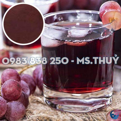 Bột Màu Thực Phẩm Màu Tím Nho (Grape Violet)