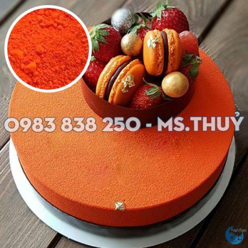 Bột Màu Thực Phẩm Vàng Cam (Orange Yellow)