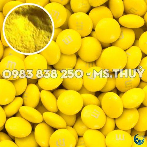Bột Màu Thực Phẩm Vàng Quinoline