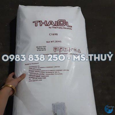 Cetyl Alcohol Thái Bao 20kg