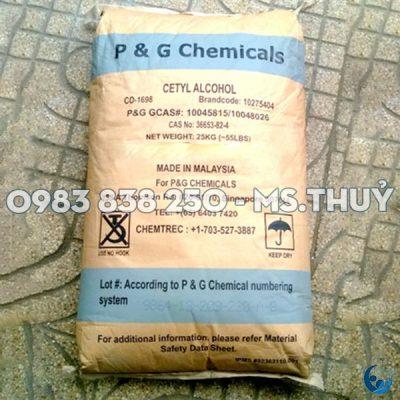 Cetyl Alcohol Malay Bao 25kg