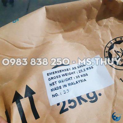 Rượu Cetyl Malay Bao 25kg
