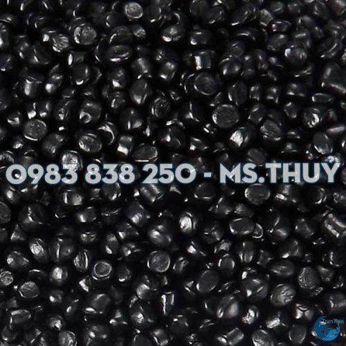 Hạt Nhựa Màu Đen