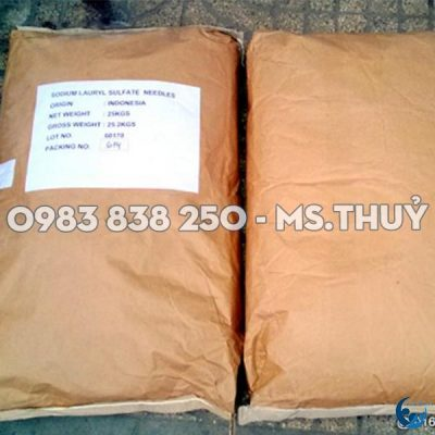 Sodium Lauryl Sulfate (SLS) Indo 25kg