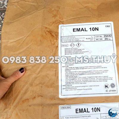 Sodium Lauryl Sulfate (SLS) Kao Indo 20kg