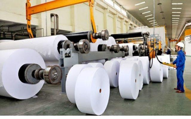 Ứng Dụng Aluminium Sulfate Trong Ngành Sản Xuất Giấy
