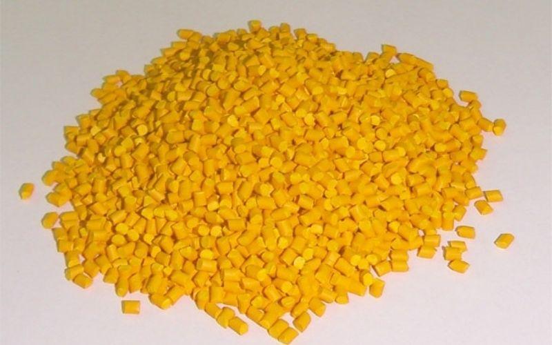 Ứng Dụng Hạt Nhựa Màu Vàng