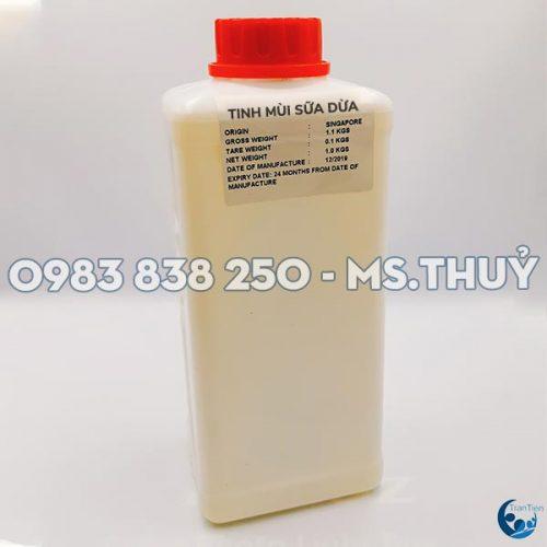 Tinh Mùi Sữa Dừa