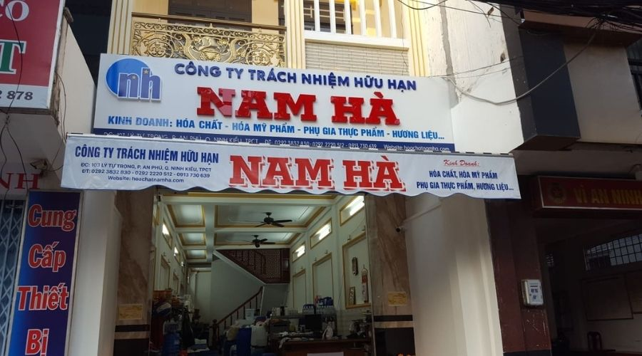 Bột Dạ Quang Cần Thơ Nam Hà