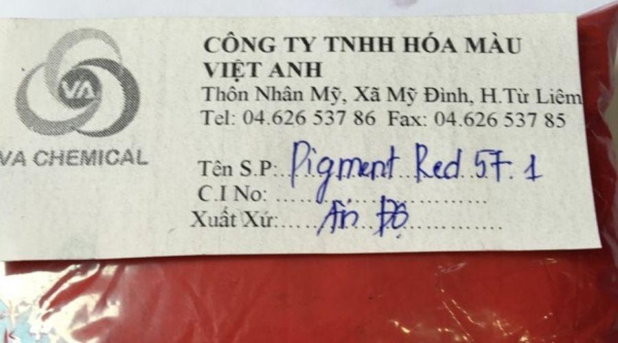 Bột Dạ Quang Hà Nội Việt Anh