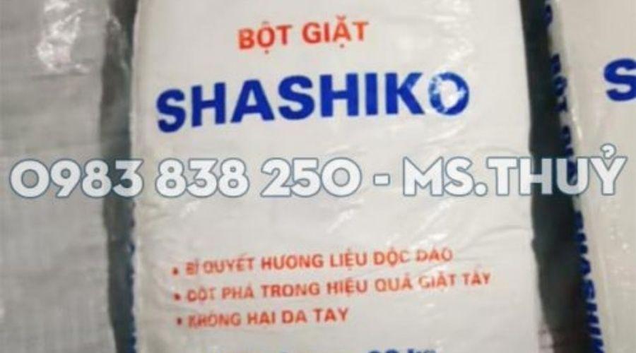Bột Giặt Shashiko