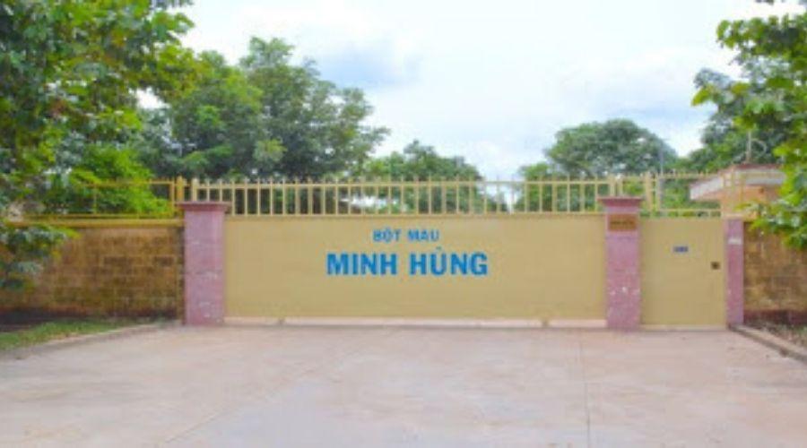 Bột Màu Công Nghiệp Tại Bình Dương Minh Hùng