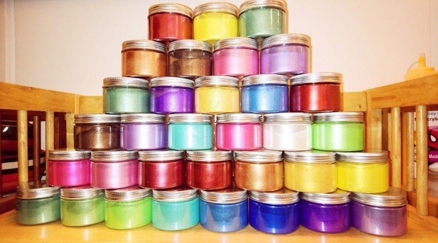 Bột Màu Trong Ngành Nhựa Giới Thiệu