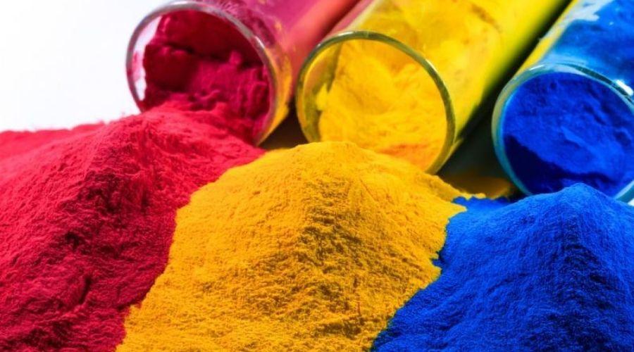 Bột Màu Trong Ngành Nhựa Hữu Cơ