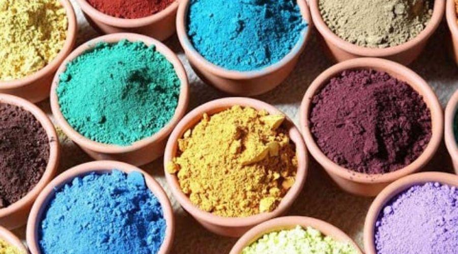 Bột Màu Trong Ngành Nhựa Vô Cơ