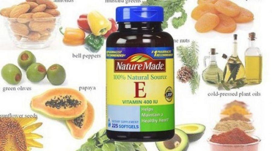 Vitamin E Mỹ