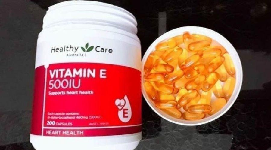 Vitamin E Úc