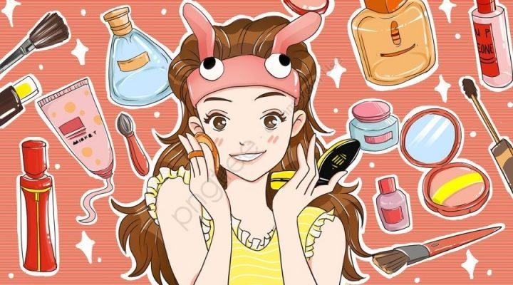 Thị Trường Chủ Yếu Là Sản Phẩm Trang Điểm, Skincare