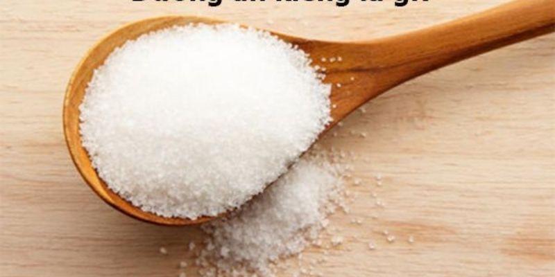 Aspartame Chất Tạo Ngọt Dành Cho Người Ăn Kiêng