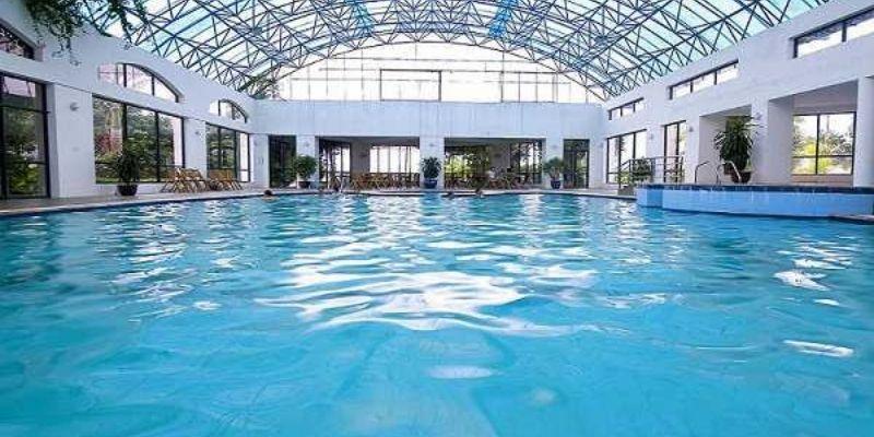 Calcium Hypochlorite Dùng Để Lọc Bể Bơi