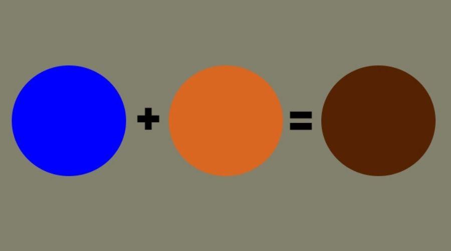 Cách Pha Màu Thực Phẩm Nâu 1