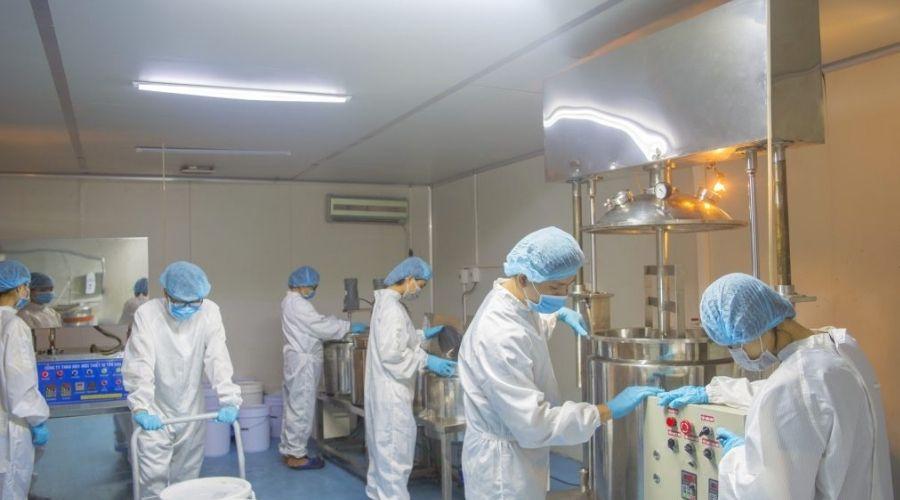Nguyên liệu mỹ phẩm tphcm - công ty 3c