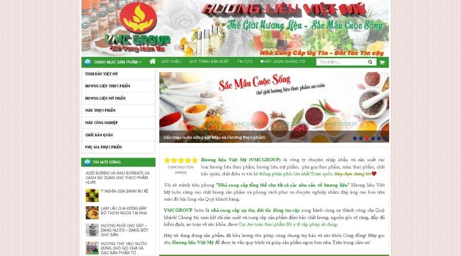 Hương Liệu Việt Mỹ (VMCGROUP)