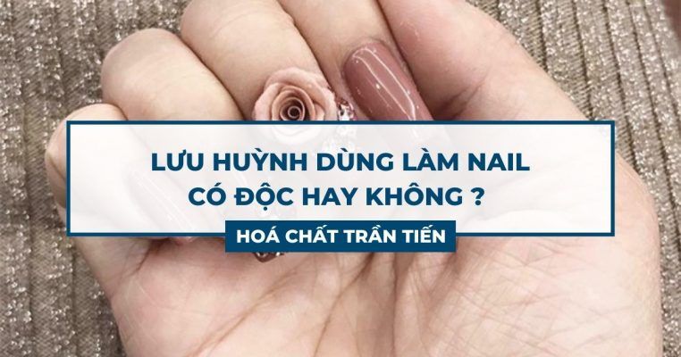 Lưu Huỳnh Làm Nail