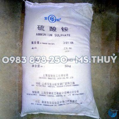 Ammonium Sulfate Trung Quốc