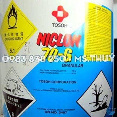 Calcium Hypochlorite Nhật Bản