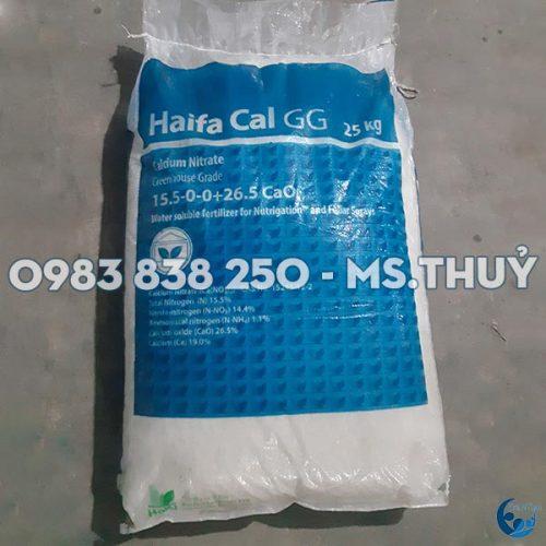 Canxi Nitrat