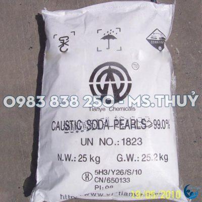 Caustic Soda Trung Quốc
