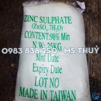 Zinc Sulfate Đài Loan