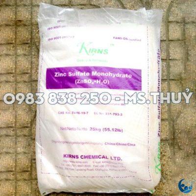 Zinc Sulfate Trung Quốc
