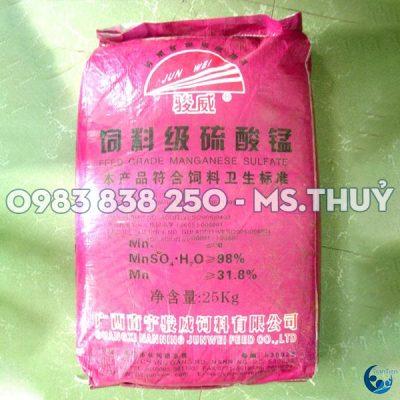 Mangan Sulfate