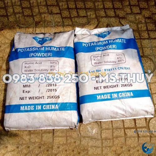 Potassium Humate 55-60
