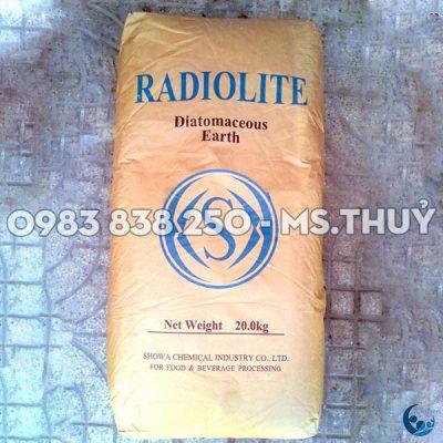 Radiolite SiO2