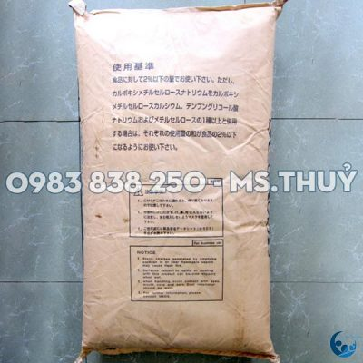 Sodium Carboxymethyl Cellulose Nhật