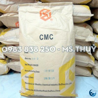 Sodium Carboxymethyl Cellulose Trung Quốc
