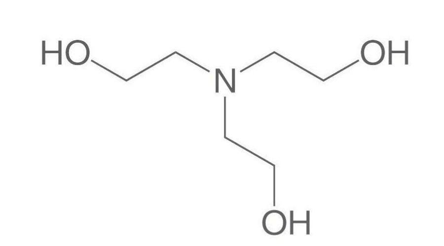 Công Thức Triethanolamine TEA