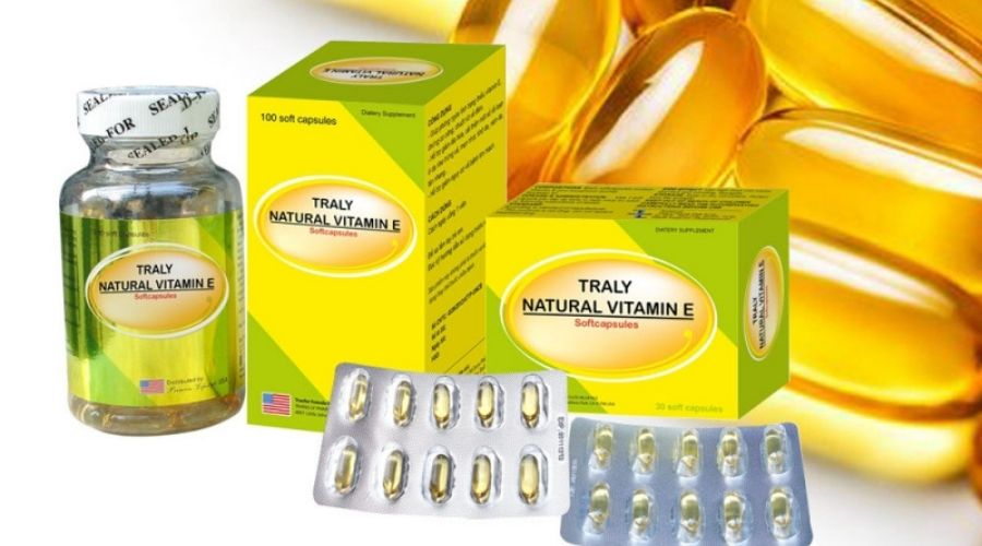 Giá Vỉ Vitamin E Bao Nhiêu
