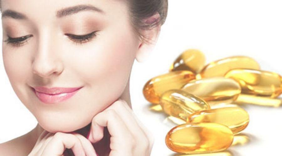 Vitamin E Dưỡng Da Hiệu Quả