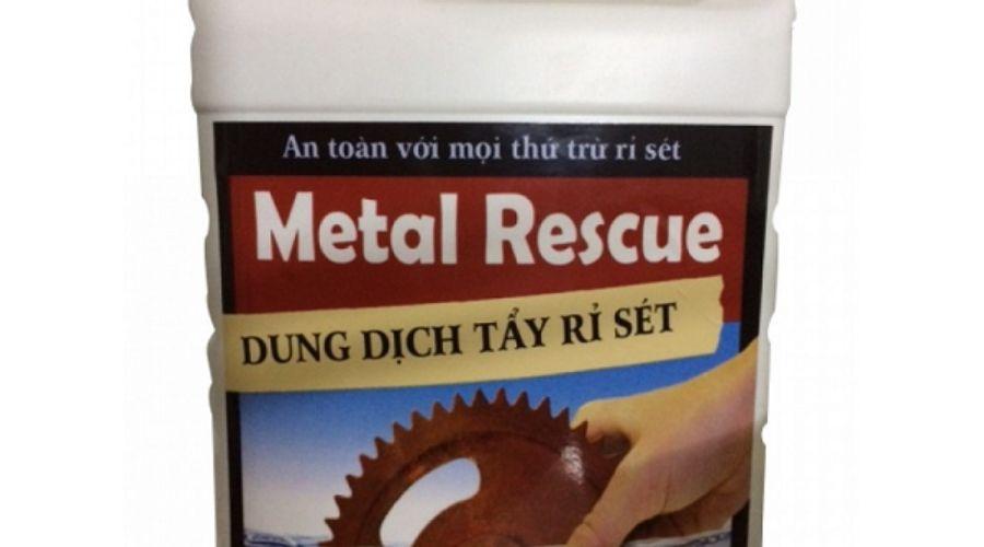 Chất Tẩy Rỉ Sét Kim Loại Metal